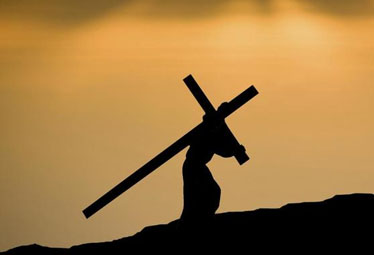 how to carry the cross arabic christian articles