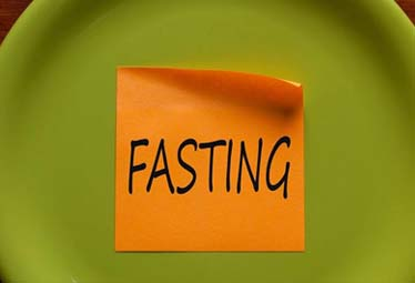 Christian-Fasting